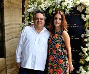 Store launch of Abu Jani and Sandeep Khosla - Sussanne Khan