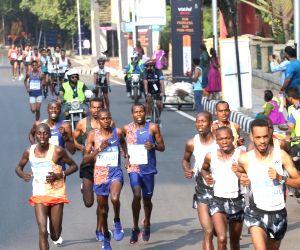 TCS World 10K run - Andamlak Belihu