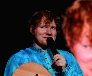 Ed Sheeran makes sure to go home, rest on tour