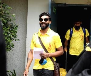 Free Photo: IPL 13: CSK share pictures of Dhoni, Raina ready for UAE sojourn