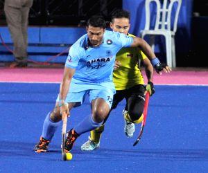 Sultan Azlan Shah Cup 2015 - India vs Malaysia