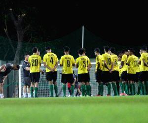 FIFA U-17 World Cup 2017 - practice session - Iraq