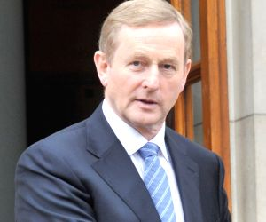 File Photo: Minister Enda Kenny