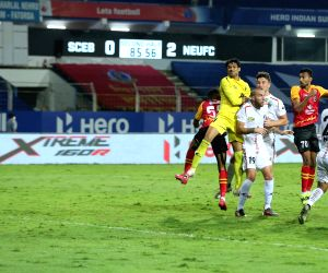 ISL: NorthEast United closer to playoffs with win vs East Bengal