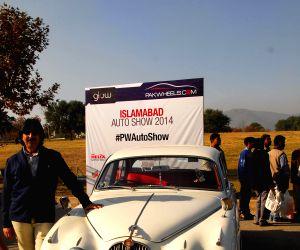 Islamabad (Pakistan): The third Islamabad Auto Show 2014