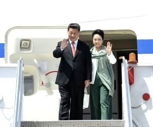 PAKISTAN CHINA XI JINPING ARRIVAL