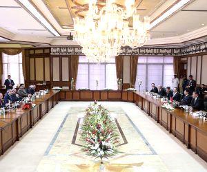 PAKISTAN PM CHINA XI JINPING TALKS