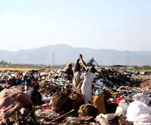 PAKISTAN-ISLAMABAD-POLLUTION-EARTH DAY
