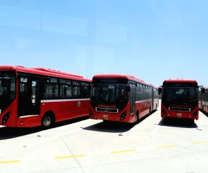 PAKISTAN-ISLAMABAD-METRO BUS PROJECT
