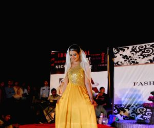A fashion show in Islamabad