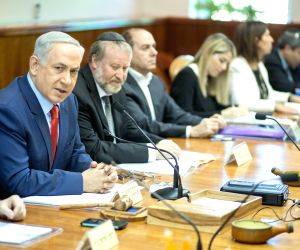 MIDEAST JERUSALEM ISRAEL PM ATTACKS ISLAMIC EXTREMISM MOTIVATION