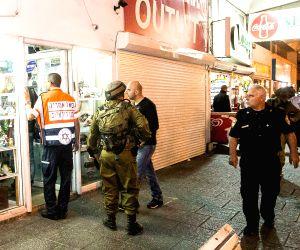 ISRAEL-NAHARIYA-SUSPECTED STABBING ATTACK