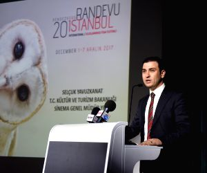 TURKEY ISTANBUL FILM FESTIVAL CHINA