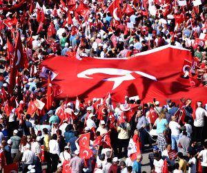 TURKEY ISTANBUL RALLY