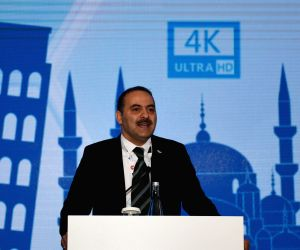 TURKEY-ISTANBUL-4.5G INDUSTRY SUMMIT