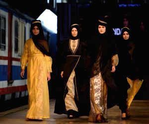 TURKEY-ISTANBUL-MODEST FASHION WEEK