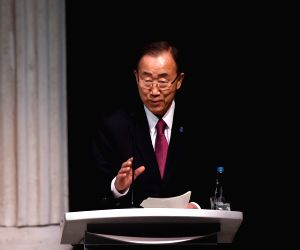 TURKEY ISTANBUL WORLD HUMANITARIAN SUMMIT BAN KI MOON