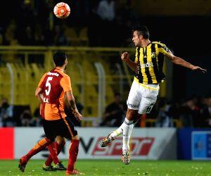 TURKEY-ISTANBUL-SOCCER-TURKISH SUPER LEAGUE-FENERBAHCE VS GALATASARAY