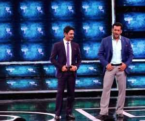 """It is a """"Bajrangi Bhaijaan"""" reunion moment of sorts and the fun factor is guaranteed to provide the right """"Kick"""" to fans. Actor Nawazuddin Siddiqui joins superstar Salman Khan on ..."""