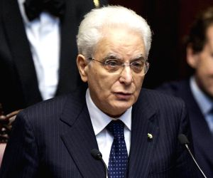 Italian President urges European solidarity on refugees
