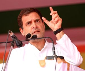 Rahul launches election campaign in Northeast