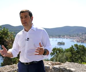 GREECE-ITHAKI ISLAND-PM-ADDRESS