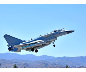 CHINA-AIR FORCE-COMBAT EXERCISE