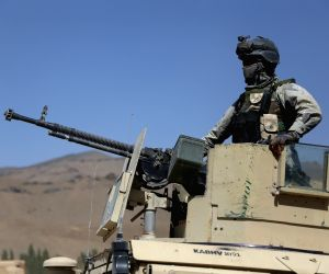 AFGHANISTAN JAGHATO MILITARY OPERATION