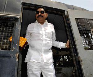 Jailed Bihar legislator takes oath as assembly member