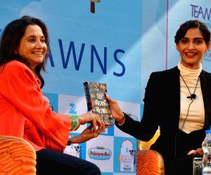 Sonam Kapoor at Jaipur Literature Festival