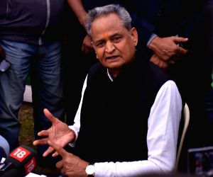 Gehlot criticises Kalyan Singh's statement on Modi