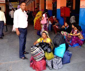 Nation wide strike hits life in Jaipur