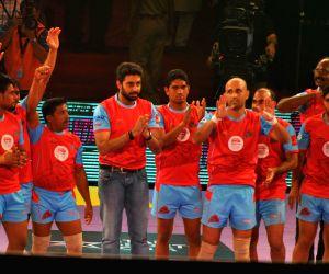 Pro-Kabaddi League - Bengaluru Bulls vs Jaipur Pink Panthers