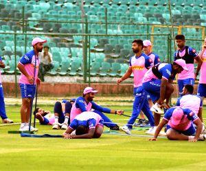 IPL: Tussle sees Royals players stuck outside stadium