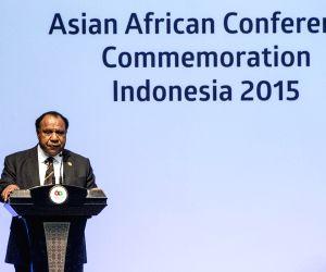INDONESIA JAKARTA ASIAN AFRICAN SUMMIT