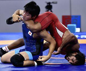 Wrestler Bajrang dedicates his Asiad gold to Vajpayee