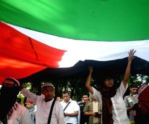INDONESIA-JAKARTA-RALLY