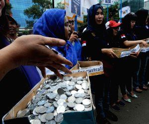 INDONESIA JAKARTA RALLY