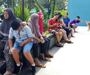 INDONESIA JAKARTA EARTHQUAKE
