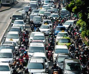 INDONESIA JAKARTA URBANIZATION