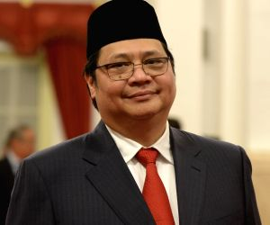 INDONESIA JAKARTA NEW CABINET INAUGURATION