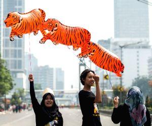 INDONESIA-JAKARTA-GLOBAL TIGER DAY 2017