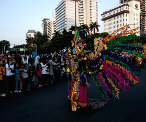 INDONESIA JAKARTA CARNAVAL PARADE