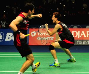 INDONESIA JAKARTA BADMINTON INDONESIA OPEN 2015 FINAL
