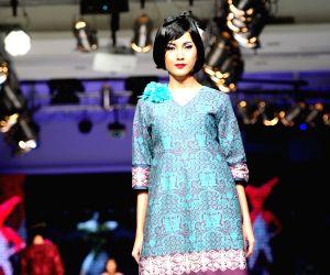 Jakarta Fashion and Food Festival at Kelapa Gading in Jakarta