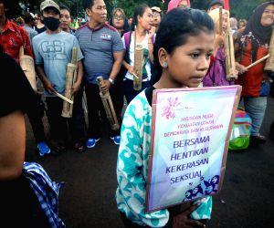 INDONESIA-JAKARTA-SOLIDARITY FOR YUYUN-GANG RAPE