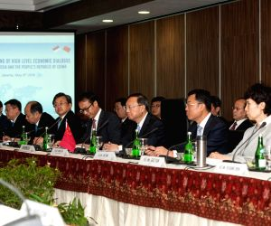 INDONESIA JAKARTA CHINA HIGH LEVEL ECONOMIC MEETING
