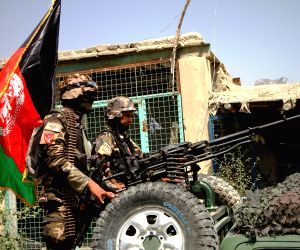 AFGHANISTAN-NANGARHAR-MILITARY OPERATION