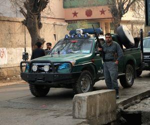 AFGHANISTAN NANGARHAR JALALABAD SUICIDE ATTACK