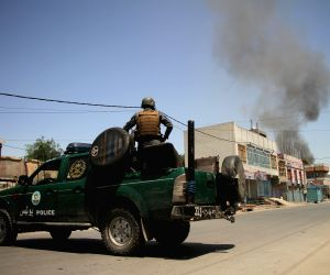 AFGHANISTAN NANGARHAR GOVERNMENT OFFICE ATTACK